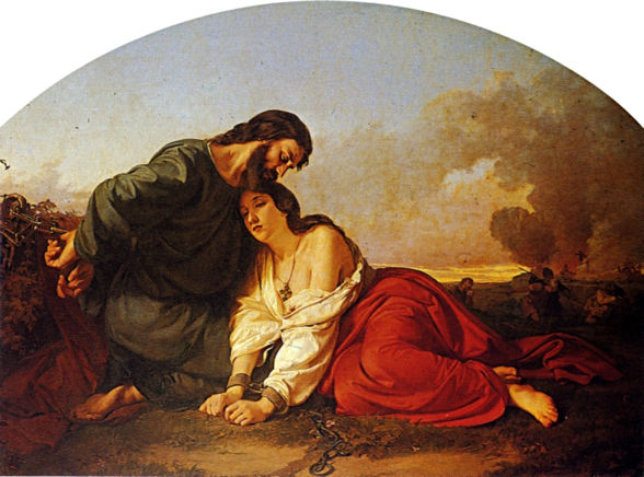 Morelli, Christian Martyrs