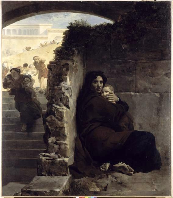 Léon Cogniet, Massacre of the Innocents
