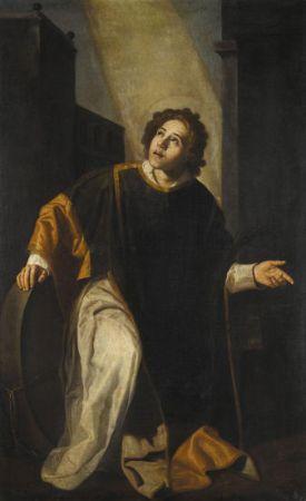 Jerónimo Jacinto de Espinosa, Saint Vincent of Saragossa