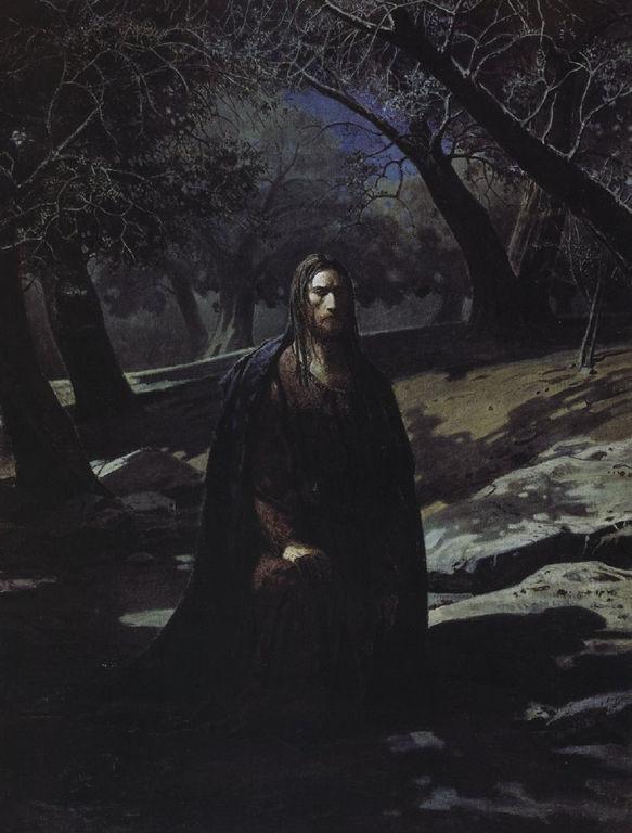 Nikolai Ge, In the Garden of Gethsemane