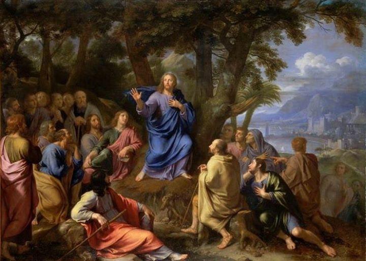 Jean-Baptiste de Champaigne, Sermon on the Mount