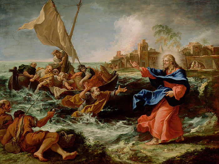 Sebastiano Ricci, The Miraculous Draught of Fishes