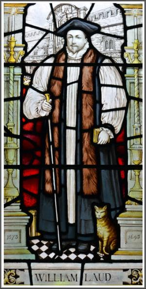 Chester Cathedral, William Laud