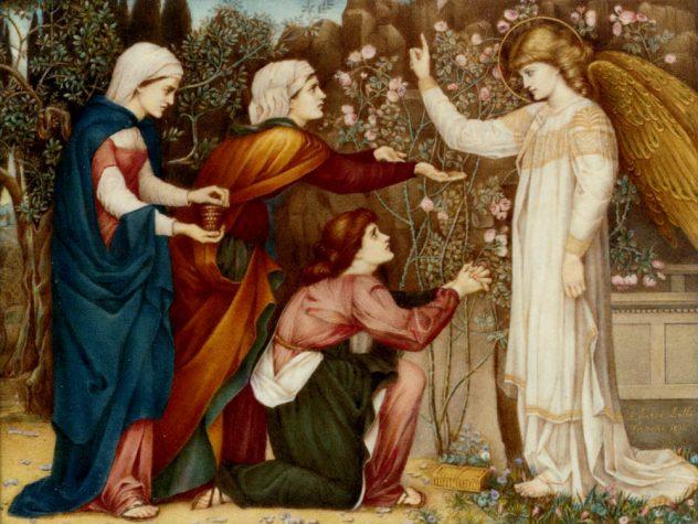 John Roddam Spencer Stanhope, Why seek ye the living among the dead?