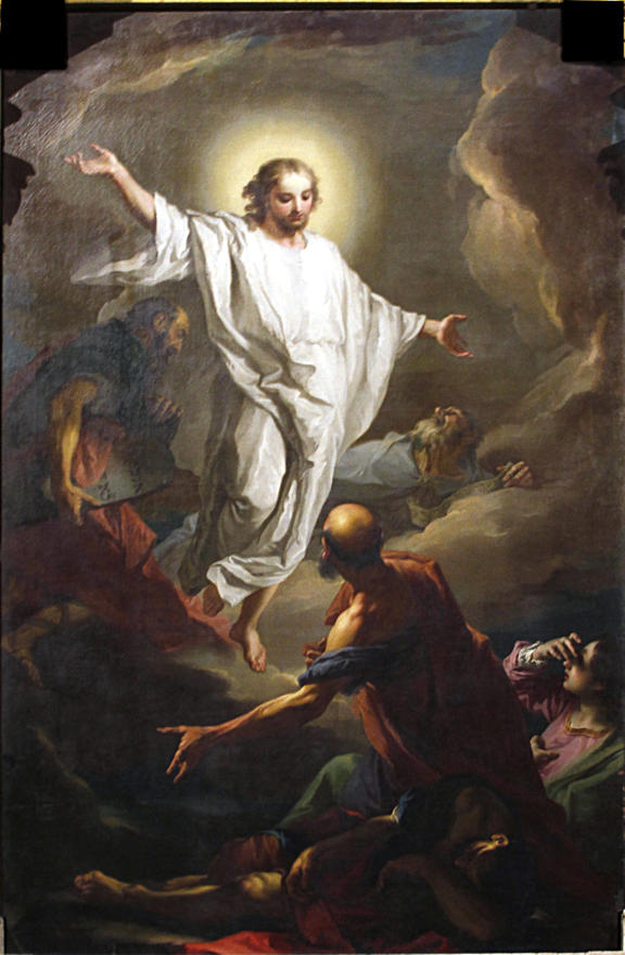 Giambettino Cignaroli, Transfiguration of Christ