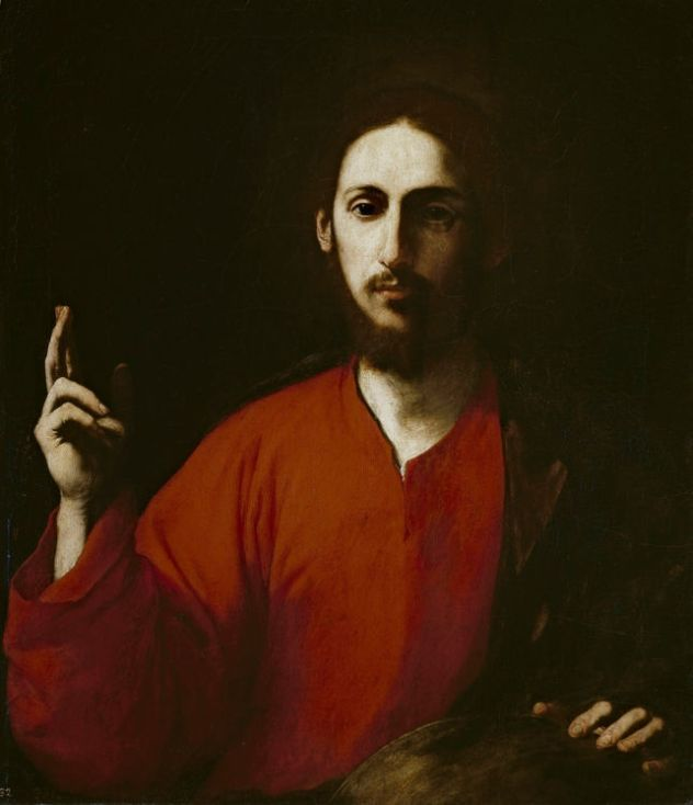 Jusepe de Ribera, Christ the Saviour