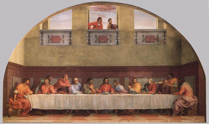 Andrea del Sarto, Last Supper