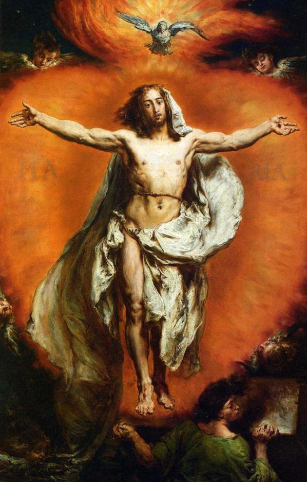 Jan Matejko, The Ascension of Christ