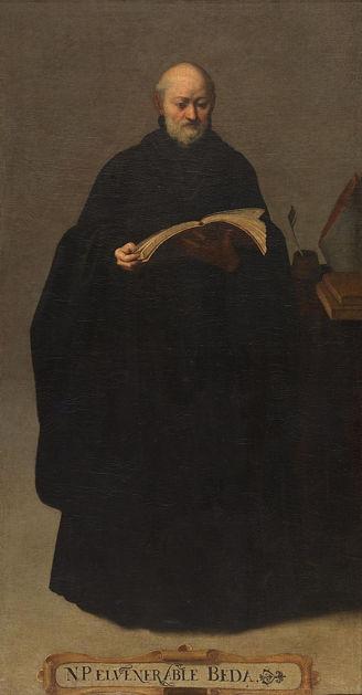 Bartolomé Román, St. Bede