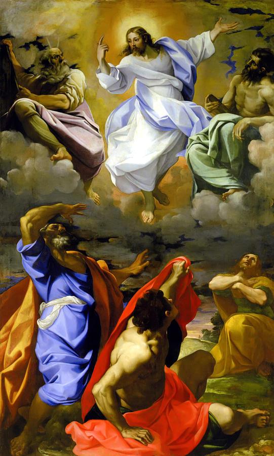 Lodovico Carracci, The Transfiguration, 1594