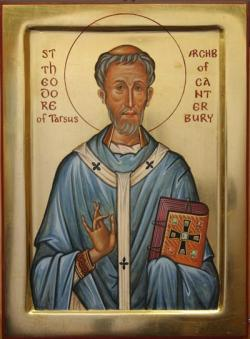 St. Theodore of Tarsus