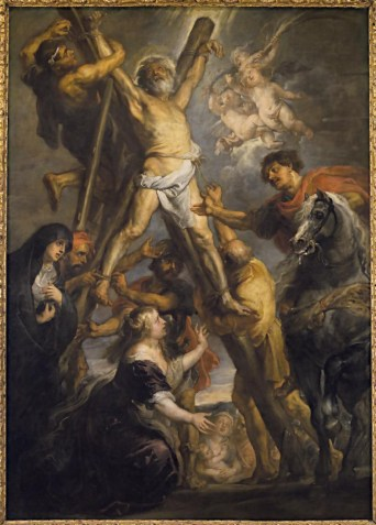 Peter Paul Rubens, Martyrdom of St. Andrew