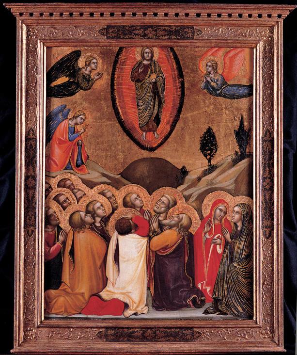 Barnaba da Modena, The Ascension