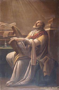 Antonio Cifrondi, St. Gregory of Nazianzus