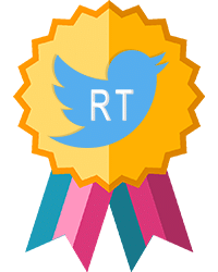 logo twitter concours