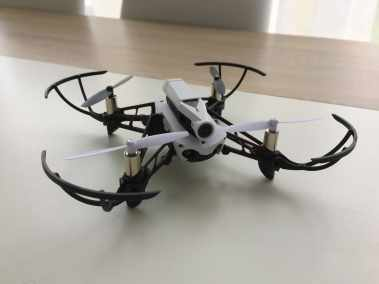 image article Test Parrot mambo fpv 3