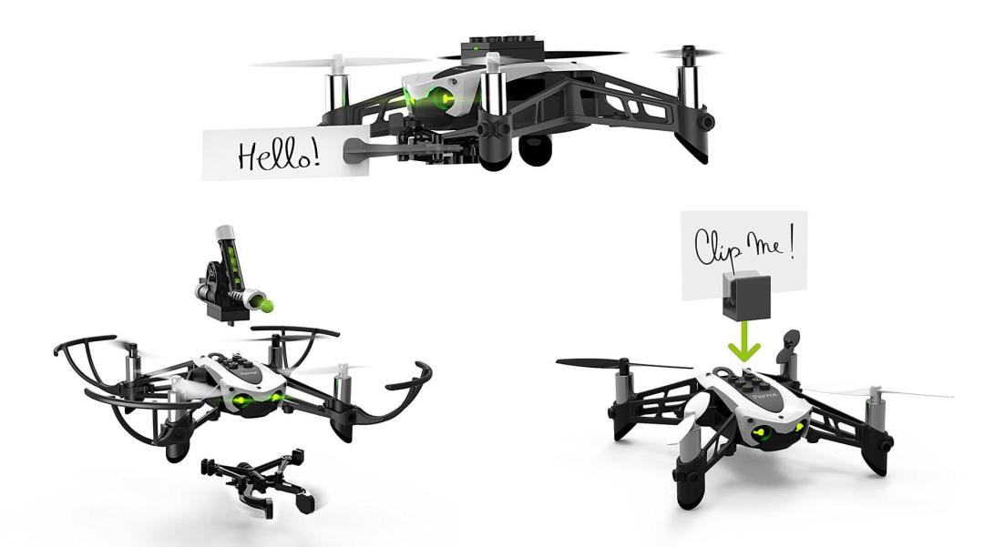image article Test Parrot mambo fpv 21