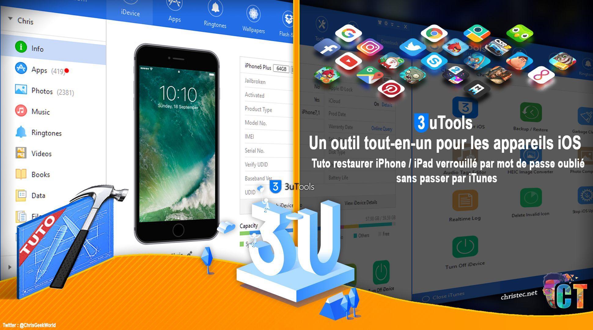 Utools App Ios