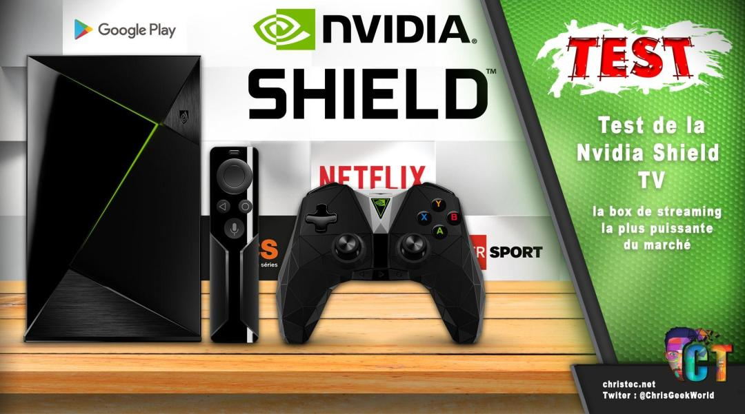 image en-tête Test Nvidia Shield