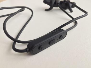 Image test des écouteurs bluetooth aukey sport 3