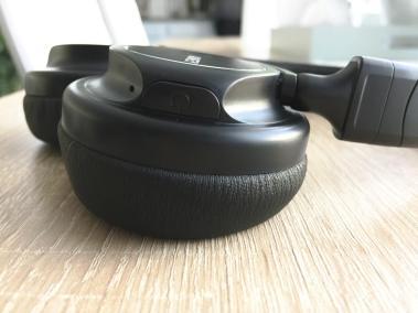 image test du casque bluetooth et pliable d'aukey avec microphone intégré 10
