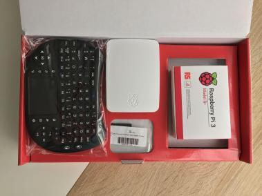 image Test du kit média center Raspberry PI 3 B+ de Kubii 3