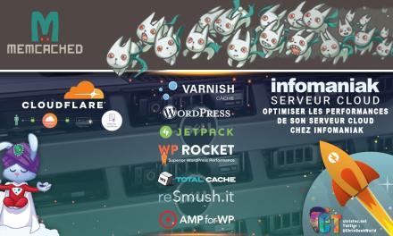 Optimiser les performances de son serveur cloud managé infomaniak pour un site WordPress