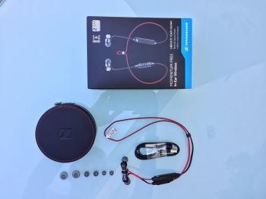 image test des écouteurs Bluetooth Sennheiser Momentum Free 3