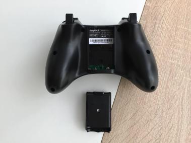 image Test de la manette sans fil pour PS3 et PC de EasySMX modèle ESM-9013 6