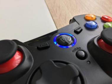 image Test de la manette sans fil pour PS3 et PC de EasySMX modèle ESM-9013 7
