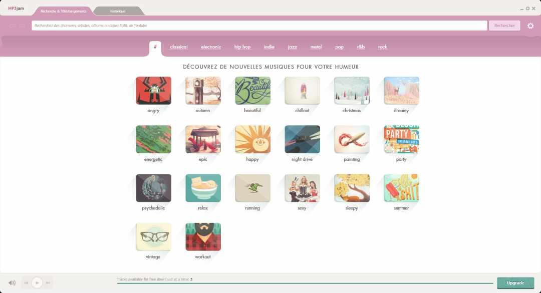 image 6 logiciels pour télécharger de la musique gratuitement 9