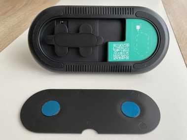 image Test de la station de charge sans fil 3 en 1 Aukey, Iphone, Watch, AirPods 7