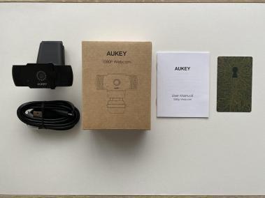 image Test de la webcam PC-LM4 de Aukey, 5 MP, 1080p avec mise au point automatique 3