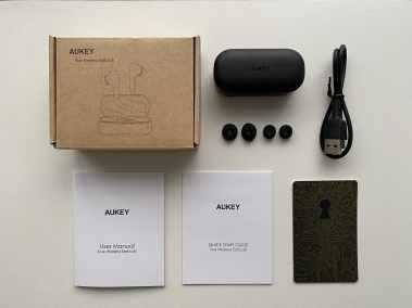 image Test des écouteurs Bluetooth EP-T21S, avec 30 H d'autonomie et étanchéité IPX6 3