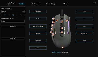 image Test de la souris gaming Nitrogen Core RGB personnalisable de G-LAB 18