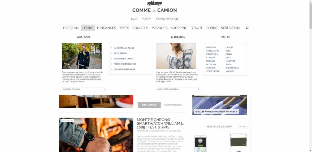 image Avoir un look totalement Geek grace à ces 5 sites et boutiques en ligne 2
