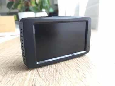 image Test de la Dash Cam Aukey, caméra embarquée1080p avec objectif grand-angle 9