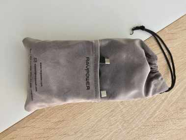 image Test de la batterie externe RAVPower USB C 20100 Mah 45 W 3.0 5