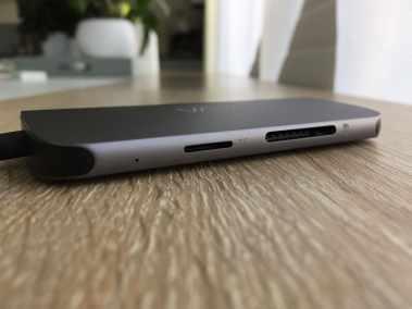 image Test du hub USB C 8 en 1 VAVA pour ordinateur portable 4
