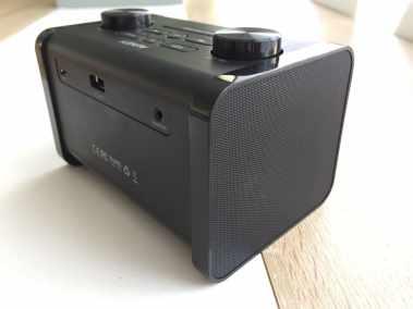 image Test du radioréveil Aukey avec enceinte Bluetooth et minuterie de sommeil 5