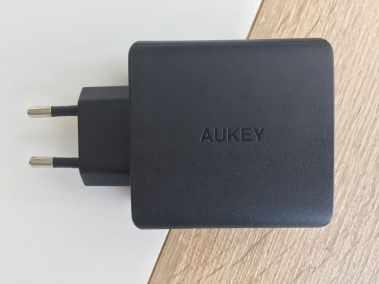 image Test du chargeur secteur Aukey 42W avec 4 ports USB et Quick Charge 3.0 3