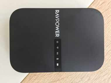 image Test du FileHub de RAVPower, NAS portable, sauvegarde de vos fichiers, routeur, media server 5