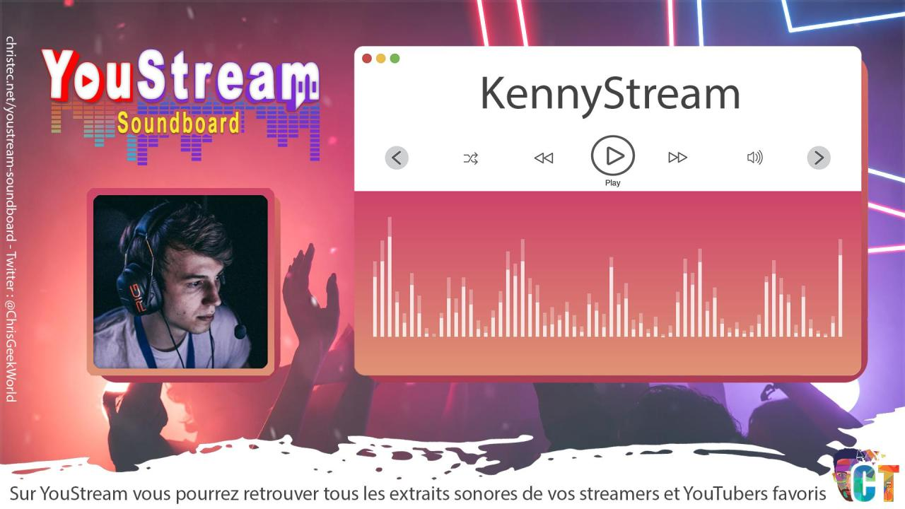 YouStream KennyStream