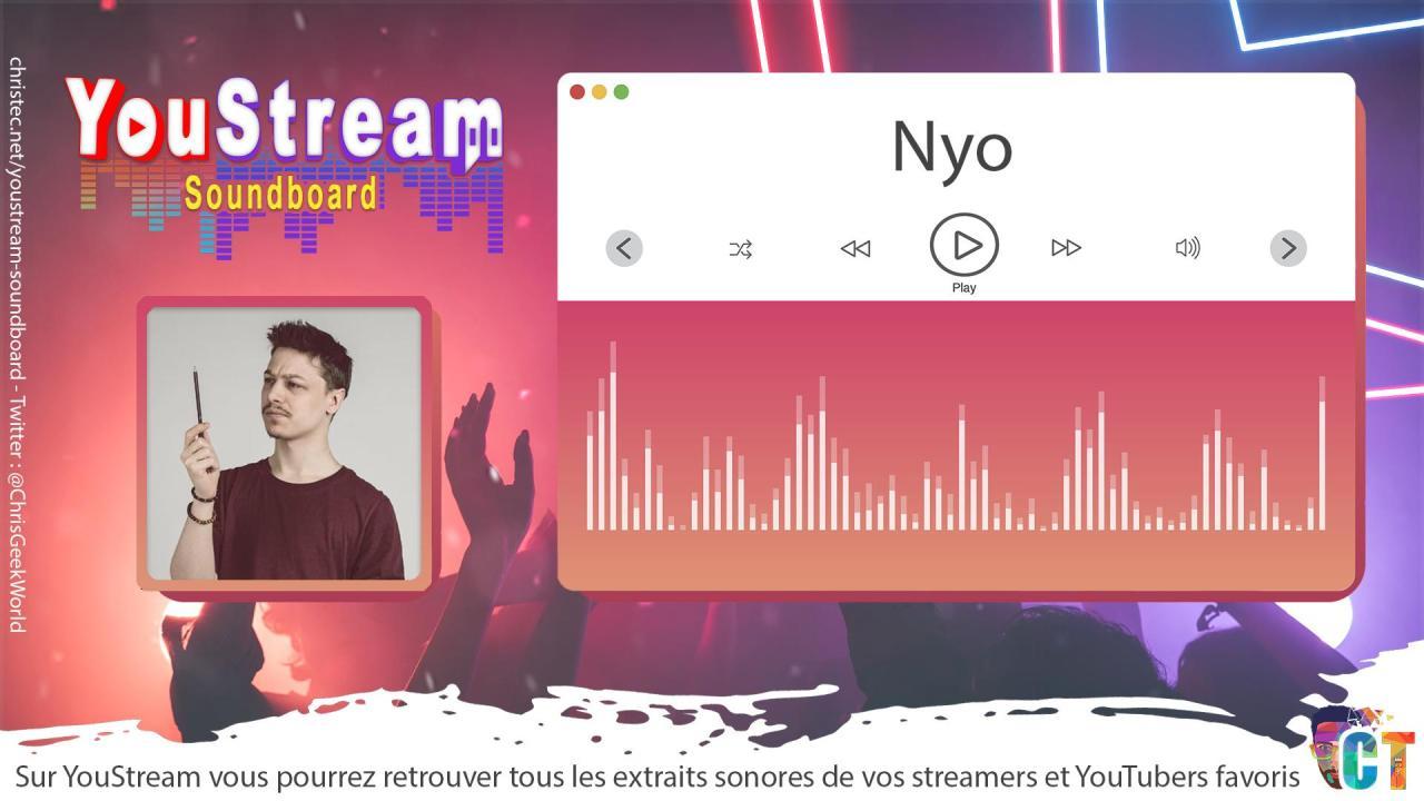 YouStream Nyo