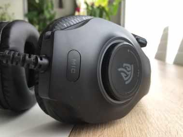 image Test du casque gaming EasySMX avec micro, Son Surround 7.1 et Led RGB pour PC, PS4... 4