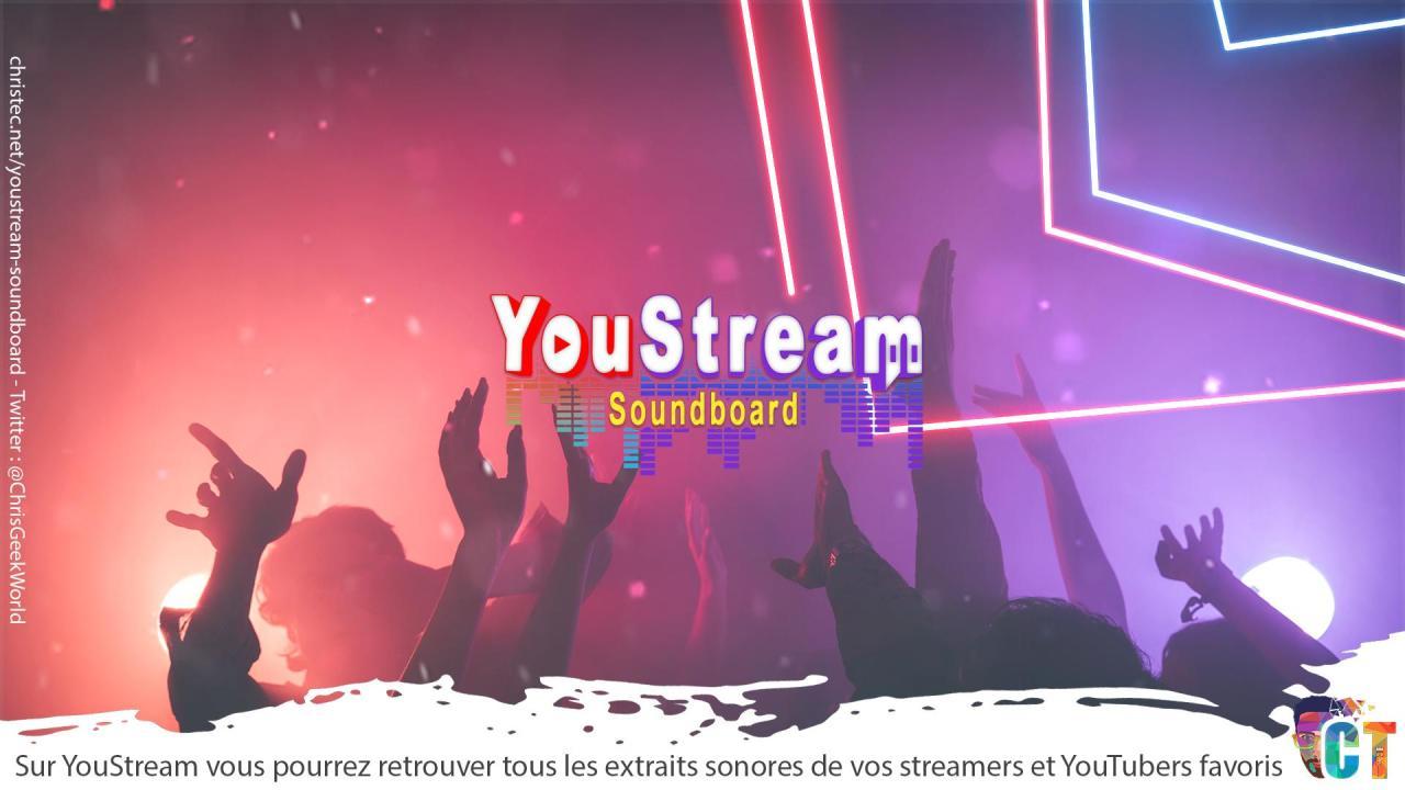 YouStream les Participants