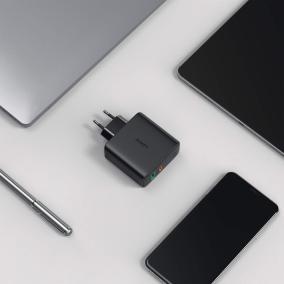 image Test du chargeur secteur USB 30W USB C avec Dynamic Detect de Aukey 9