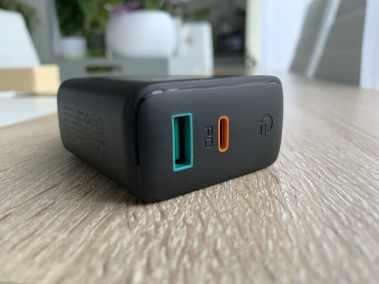 image Test du chargeur secteur USB 30W USB C avec Dynamic Detect de Aukey 3