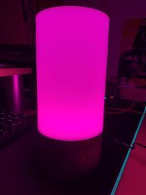 image Test de lampe de chevet Aukey 360° à LED avec contrôle 14