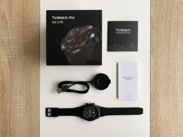 image Test de la montre connectée Ticwatch Pro 4GLTE de Mobvoi 3
